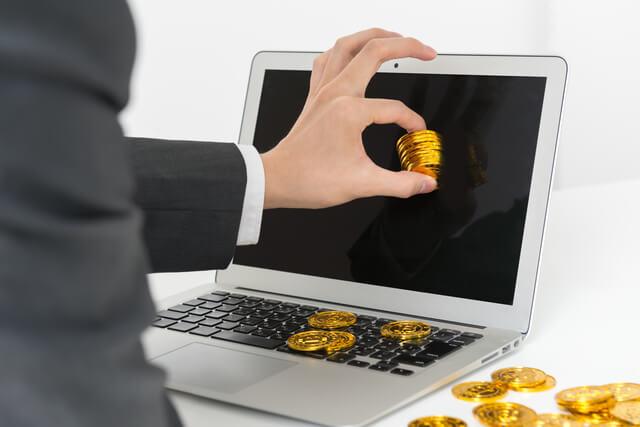 物色テーマ:ビットコインなどの...
